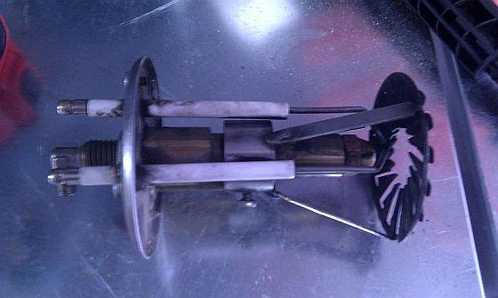 Дизельная пушка ремонт своими руками 371